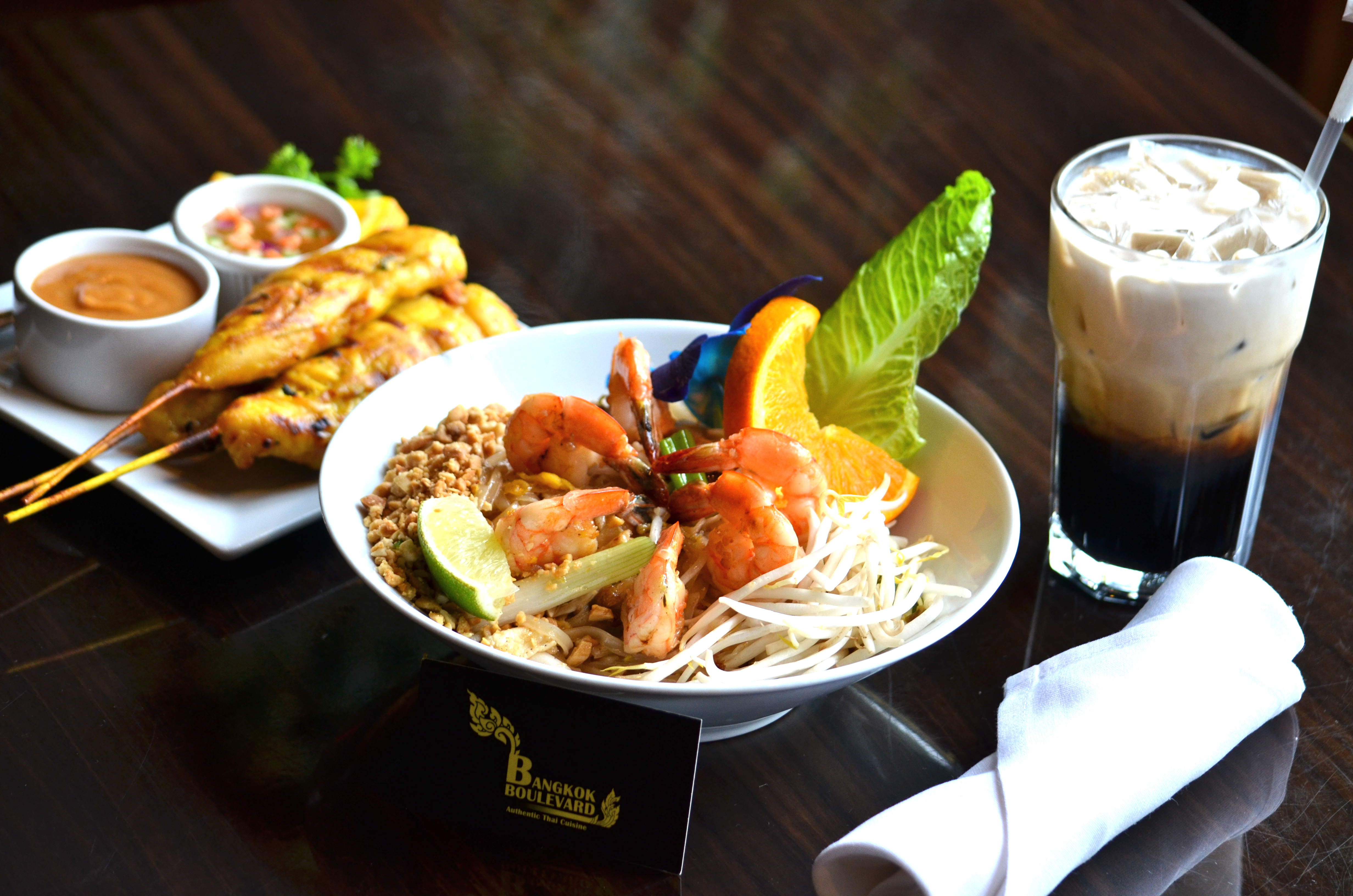 Bangkok Boulevard Has The Freshest Food In Town